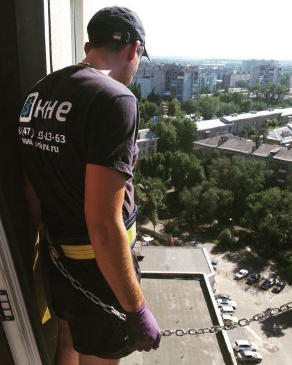 остекление балконов в воронеже цены